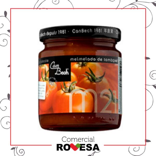 Mermelada de tomate rojo Can Bech